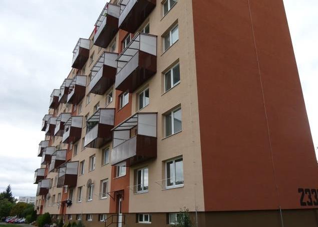 NOVÉ!!! 1 izbový byt s príslušenstvom na 2 poschodí na ul. Komenského 2108/1 v Trebišove.