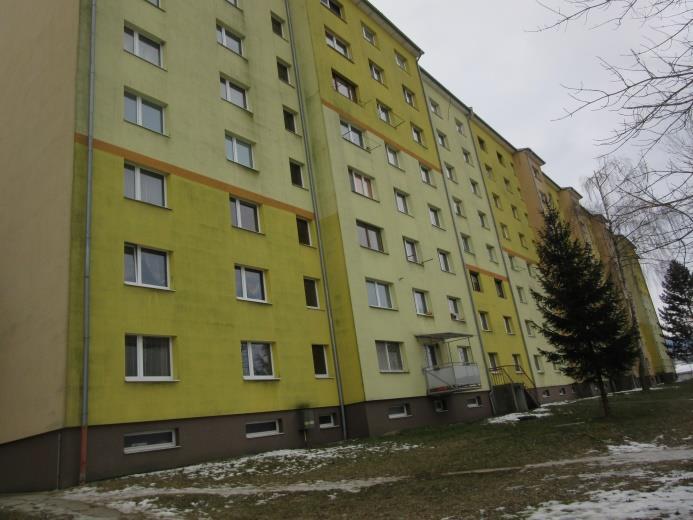 2- izbový byt s príslušenstvom na 7. poschodí na ul. Okružná 882/70 v Starej Ľubovni